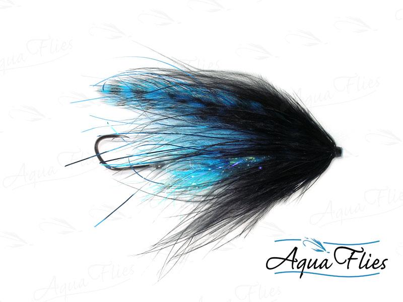 11044 Hartwick's Hoser Tube, Black/Blue