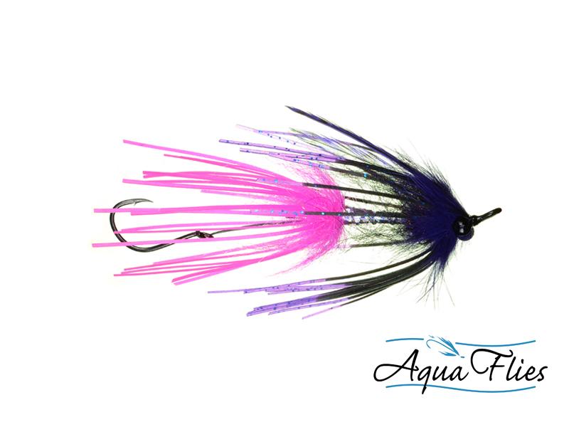 13002 Sili-Leg Intruder, Pink/Black