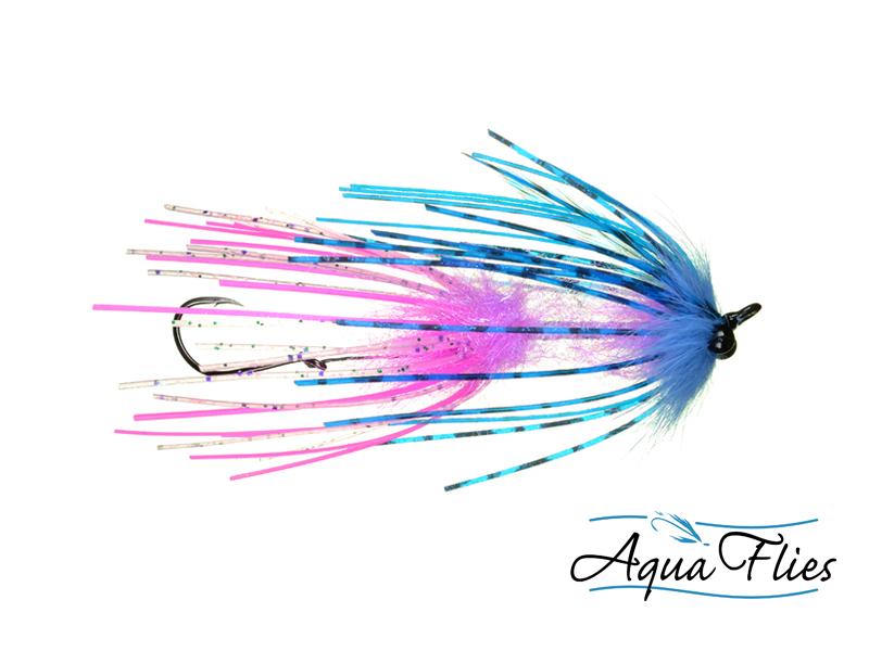 13003 Sili-Leg Intruder, Pink/Blue