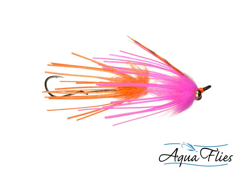 13001 Sili-Leg Intruder, Pink/Orange