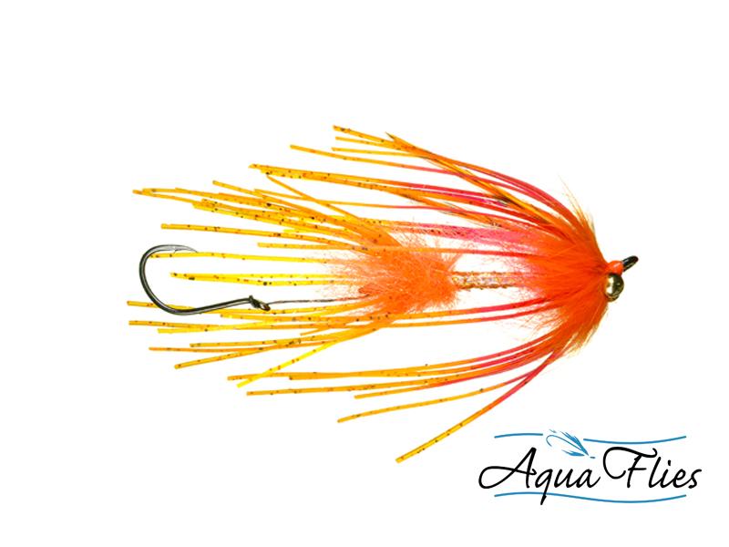 13000 Sili-Leg Intruder, Red/Orange
