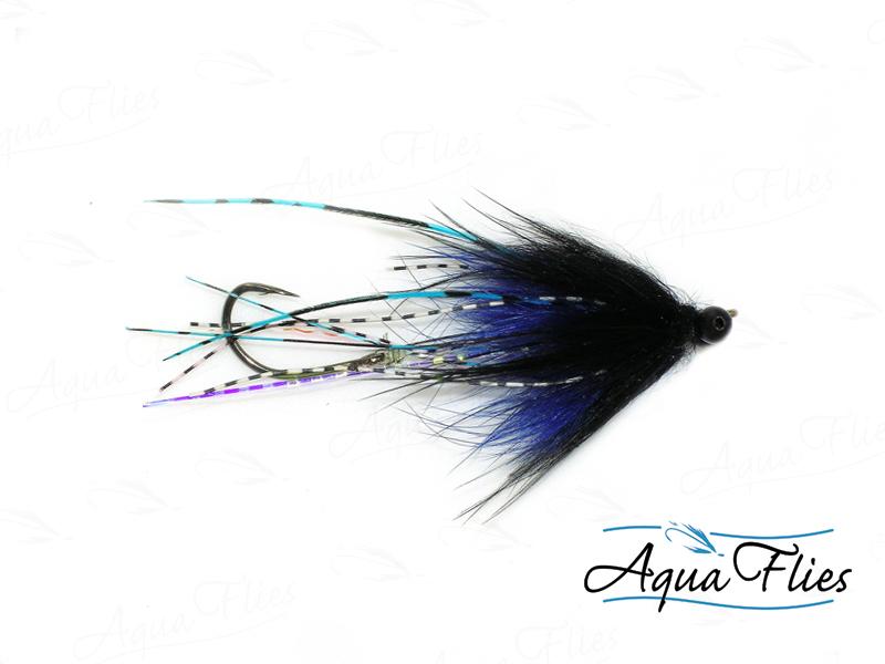 12051 Brett's Klamath Intruder, Black/Blue