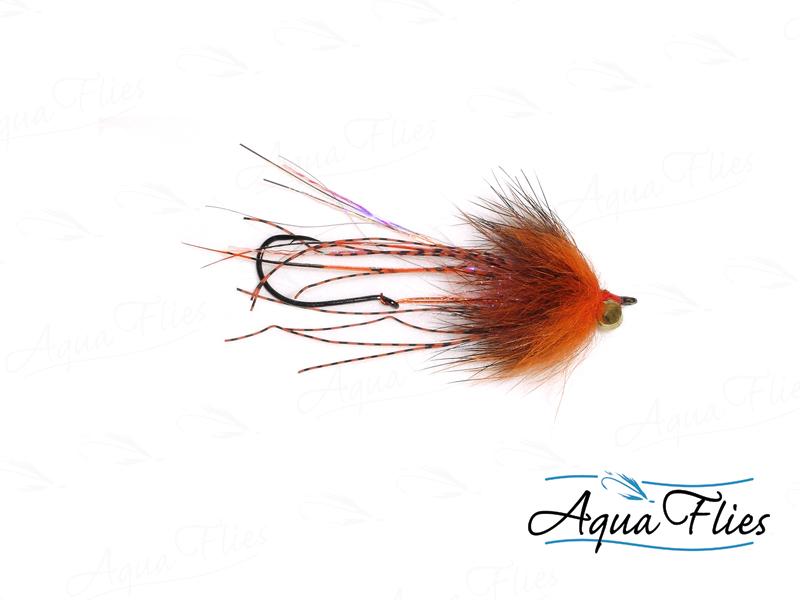 12053 Brett's Klamath Intruder, Orange/Brown