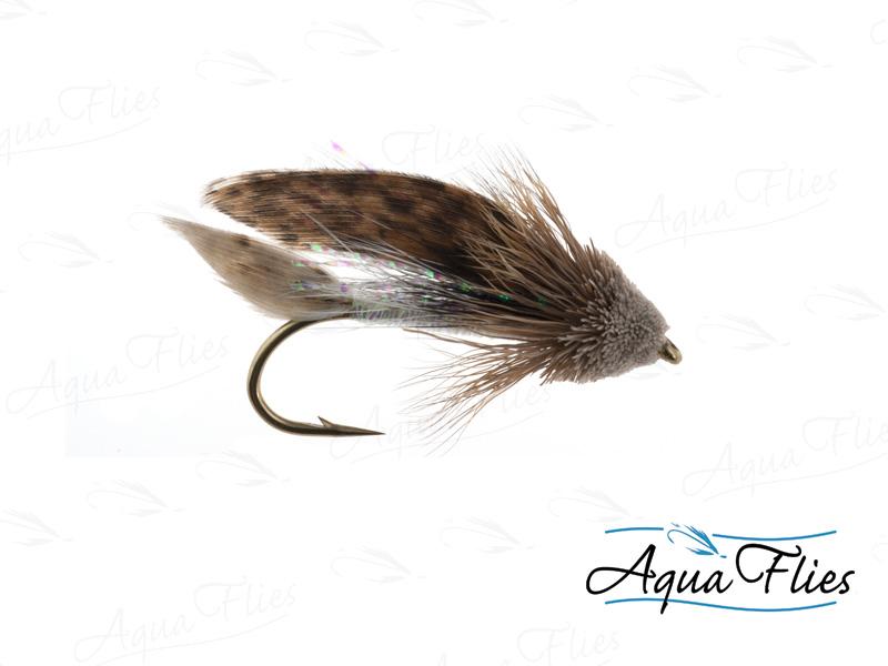 16112 Muddler Minnow, Pearl