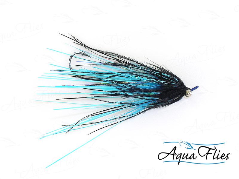 12100 Stu's Ostrich Mini-Intruder, Blue/Black