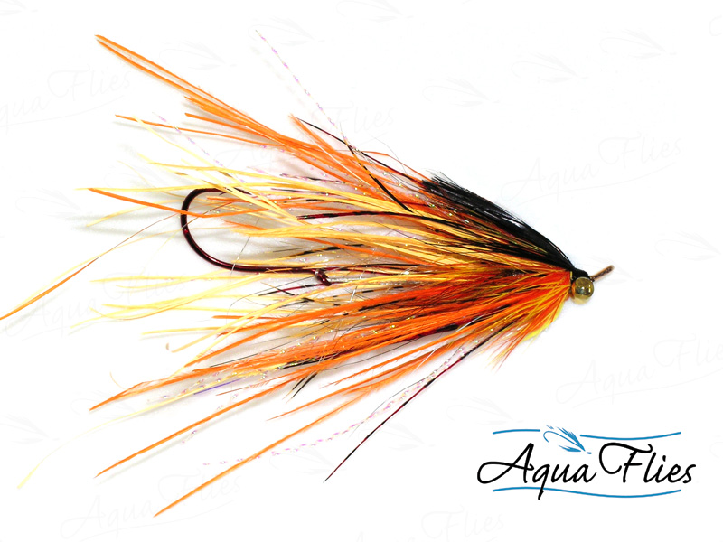 12102 Stu's Ostrich Mini-Intruder, Golden Orange