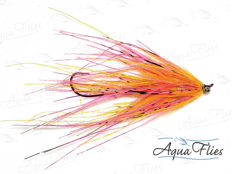 12103 Stu's Ostrich Mini-Intruder, Hot Pink/Orange