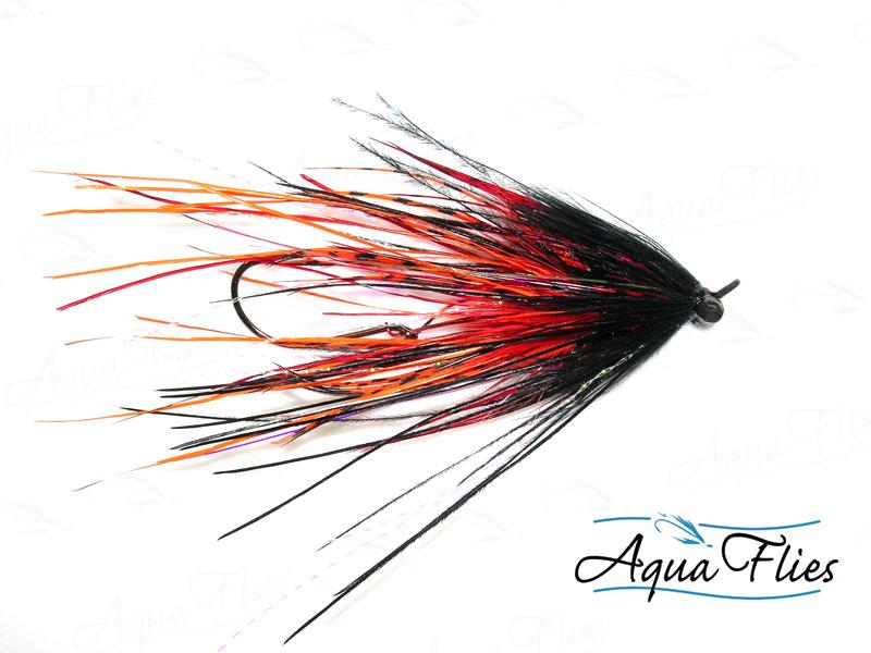 12104 Stu's Ostrich Mini-Intruder, Orange/Black