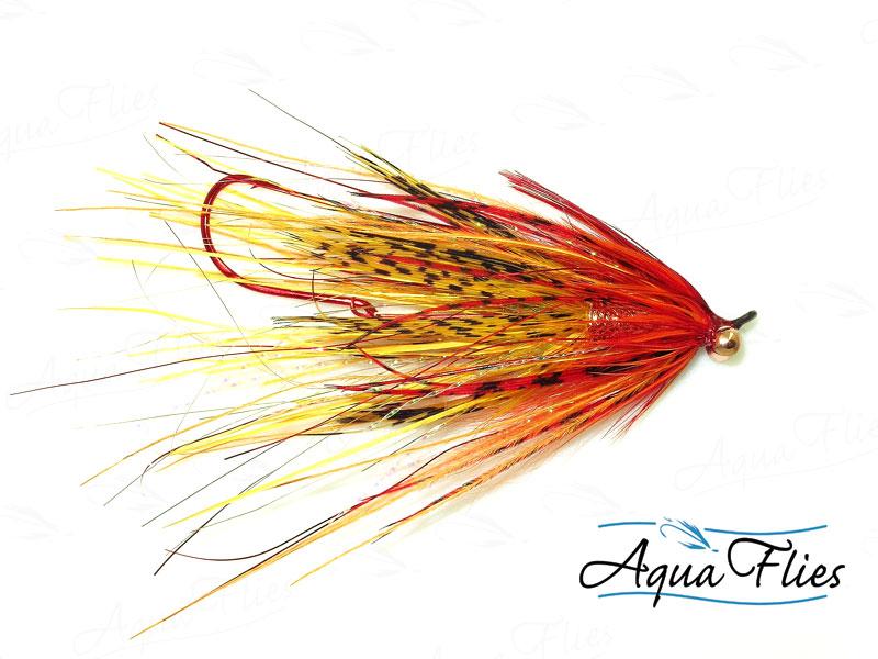 12105 Stu's Ostrich Mini-Intruder, Yellow/Orange