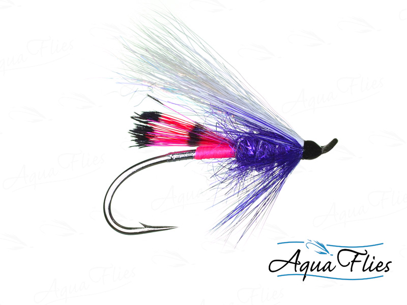 10001 No-Name Summer Fly, Purple/Pink