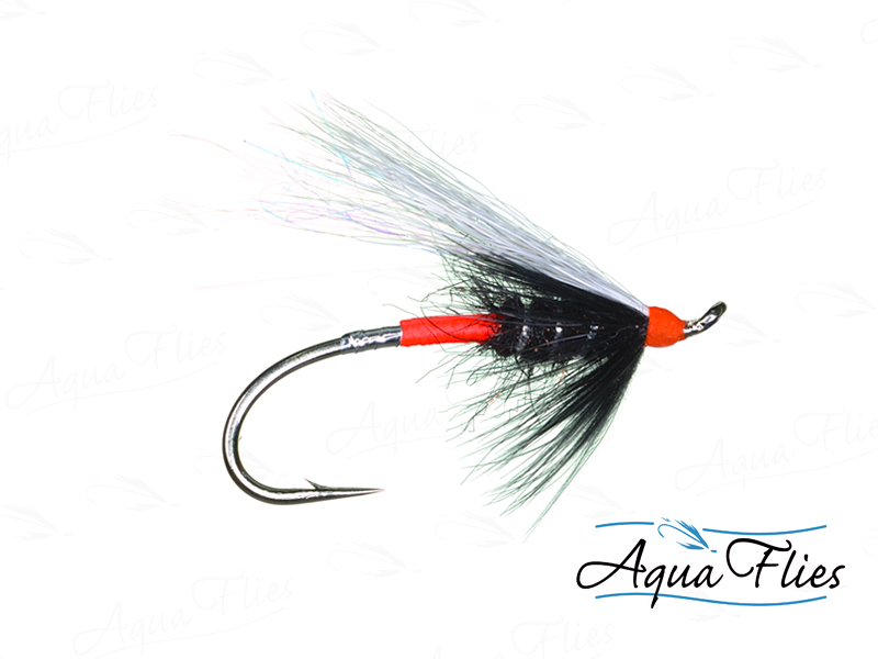 10004 Fire Butt Skunk, Black/Red