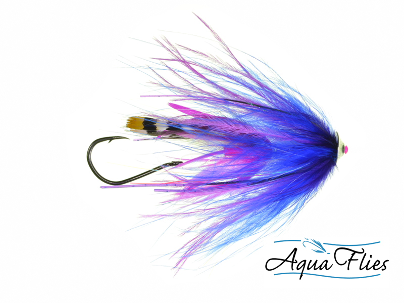11006 Stu's Jungle Tail Turbo Cone, Pink/Purple