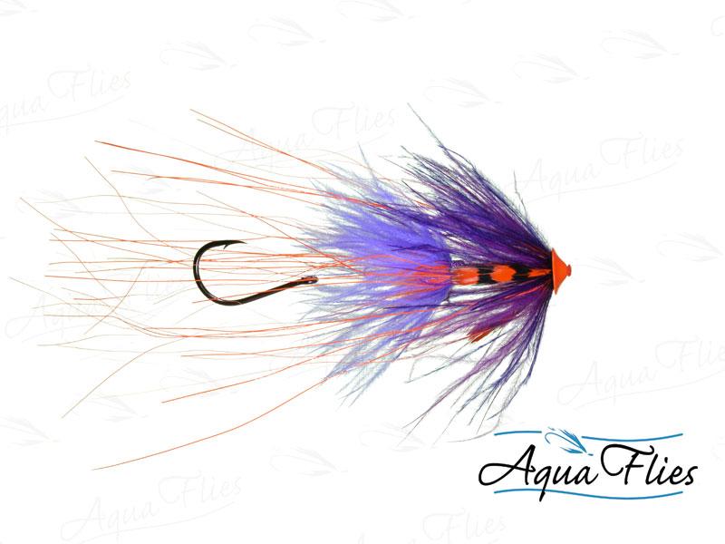 11500 Jon's Turbo Cone, Purple/Silver/Flame Orange